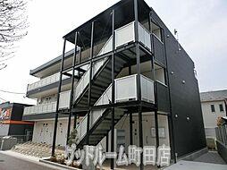 神奈川県座間市相模が丘1丁目の賃貸アパートの外観