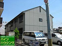 ラフォーレJ・N・I[1階]の外観
