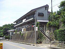 長崎県長崎市東町の賃貸アパートの外観