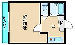 エヴァーラスティングIII[2階]の間取り