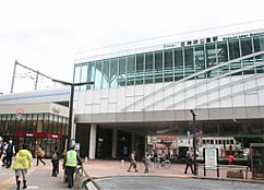 石神井公園駅(4704m)
