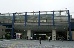 埼京線・京浜東北線 赤羽駅まで1920m