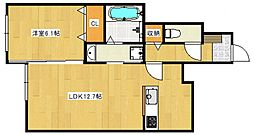 仮称)三宅様マンション[1階]の間取り
