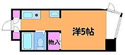 パークサイド野川公園[3階]の間取り
