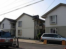 大阪府東大阪市玉串町東2丁目の賃貸アパートの外観