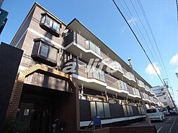 兵庫県神戸市東灘区深江北町3丁目の賃貸マンションの外観