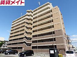 近鉄名古屋線 江戸橋駅 徒歩17分の賃貸マンション
