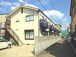 前田ハイツ神祇官[106号室]の外観