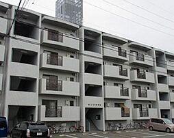 サンプラザK[1階]の外観