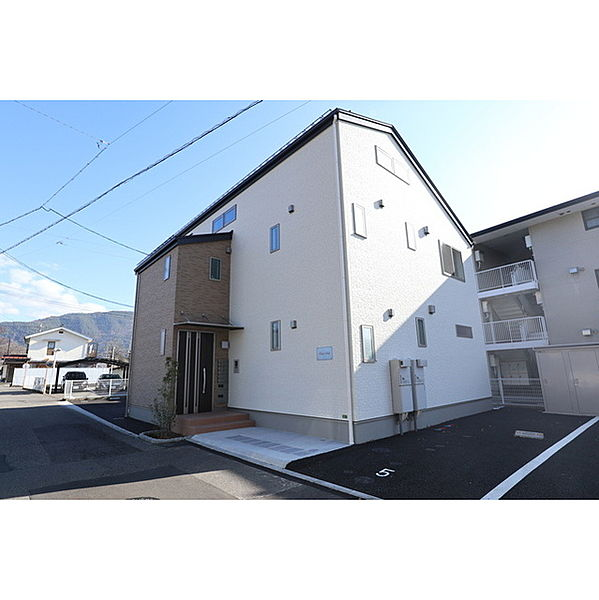 パークサイド 2階の賃貸【長野県 / 松本市】