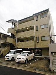 愛知県名古屋市千種区京命1丁目の賃貸アパートの外観