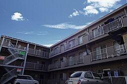 メゾンサガノ[1階]の外観