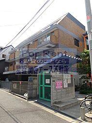 大阪府大阪市生野区桃谷2の賃貸マンションの外観