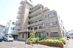 愛知県名古屋市守山区鳥神町の賃貸マンションの外観