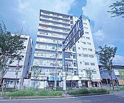 京都府京都市中京区西ノ京南円町の賃貸マンションの外観