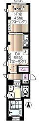 NKメゾン[1階]の間取り