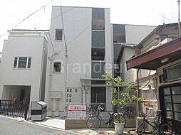 大阪府大阪市福島区吉野1丁目の賃貸アパートの外観