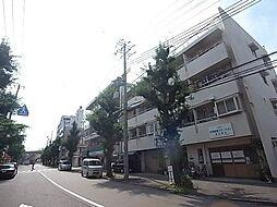 兵庫県神戸市灘区城内通4丁目の賃貸マンションの外観