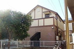 AZURE[2階]の外観