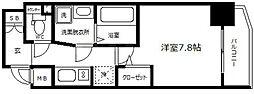 ララプレイス大阪城ヴェステン[5階]の間取り