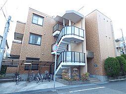 兵庫県神戸市東灘区御影町郡家1丁目の賃貸マンションの外観