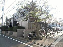 神奈川県横浜市鶴見区馬場7丁目の賃貸マンションの外観