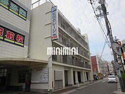 松田ビル[4階]の外観
