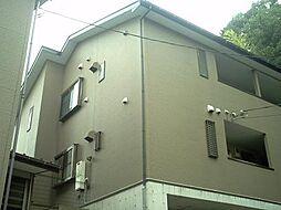 神奈川県川崎市中原区井田2丁目の賃貸アパートの外観
