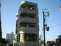 CH白壁[4階]の外観