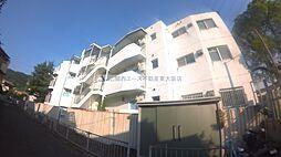 OKハイツ6号館[2階]の外観