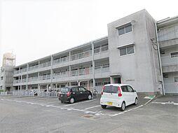 大阪府四條畷市大字岡山の賃貸マンションの外観