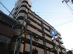 大阪府大阪市西淀川区柏里3丁目の賃貸マンションの外観