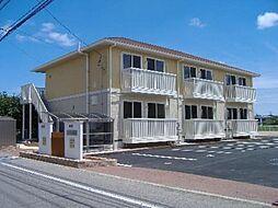 徳島県徳島市八万町内浜の賃貸アパートの外観