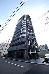 プレサンス北堀江[6階]の外観