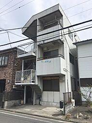 神奈川県横浜市鶴見区市場下町の賃貸マンションの外観