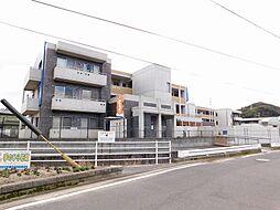 福岡県北九州市小倉南区高野4丁目の賃貸マンションの外観