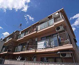 京都府京都市西京区上桂三ノ宮町の賃貸マンションの外観