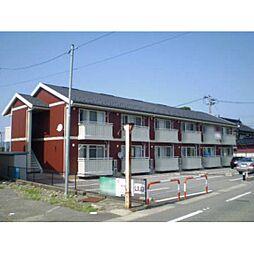 富山県富山市婦中町宮ケ島の賃貸アパートの外観