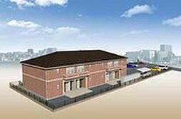 高木西賃貸アパート新築工事[202号室]の外観