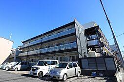 埼玉県川口市並木1の賃貸マンションの外観