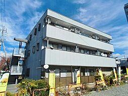 長野県松本市渚1丁目の賃貸マンションの外観