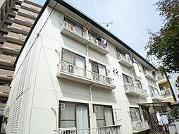 スカイパレス住吉[3階]の外観