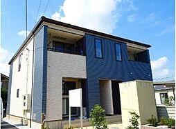 JR八高線 箱根ヶ崎駅 徒歩19分の賃貸アパート