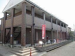 和歌山県和歌山市小松原5丁目の賃貸アパートの外観