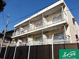 滋賀県大津市木下町の賃貸マンションの外観