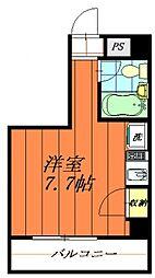 SSCビル bt[4階]の間取り