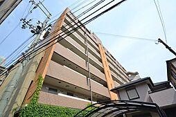 兵庫県神戸市東灘区青木2丁目の賃貸マンションの外観