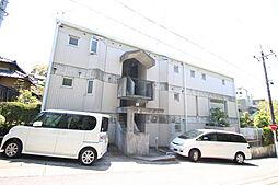 愛知県名古屋市瑞穂区春山町の賃貸アパートの外観