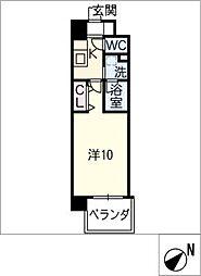 仮)乙輪町2丁目マンション[3階]の間取り