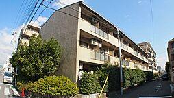 コスモプレイス蕨[2階]の外観